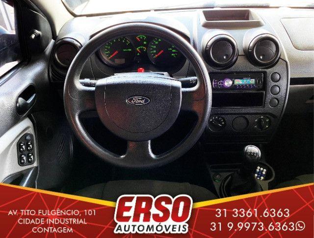Fiesta 2008 1.0 Flex - Financio para autonomos - Foto 4