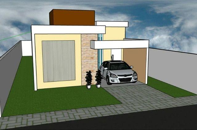 Projeto arquitetônico - moderno e de baixo custo - Foto 2