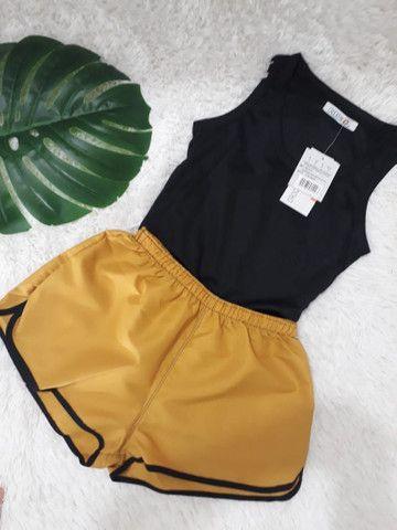 Saldo Shorts Tactel Feminino - Foto 3