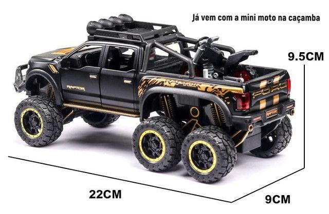 Caminhonete Ford Raptor - Foto 3