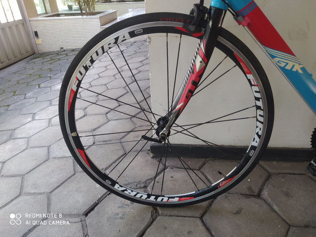 Speed 56/7 9v sora Black  - Foto 2
