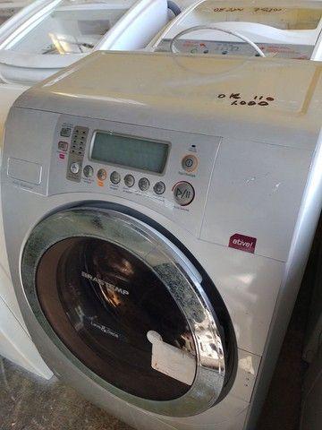 Lava e seca Brastemp 8 kilos. 110 volts - Foto 4