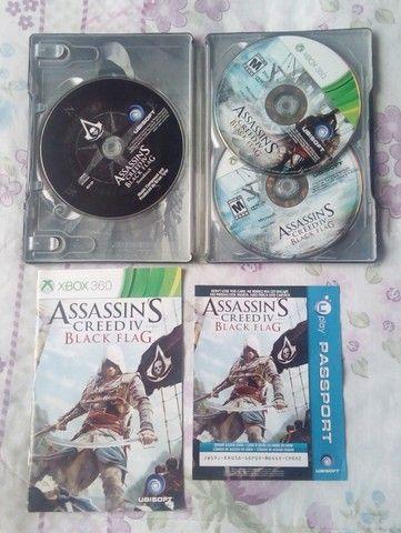 Ler descrição antes - Assassin?s Creed IV Black Flag Edição de Colecionador - Foto 4