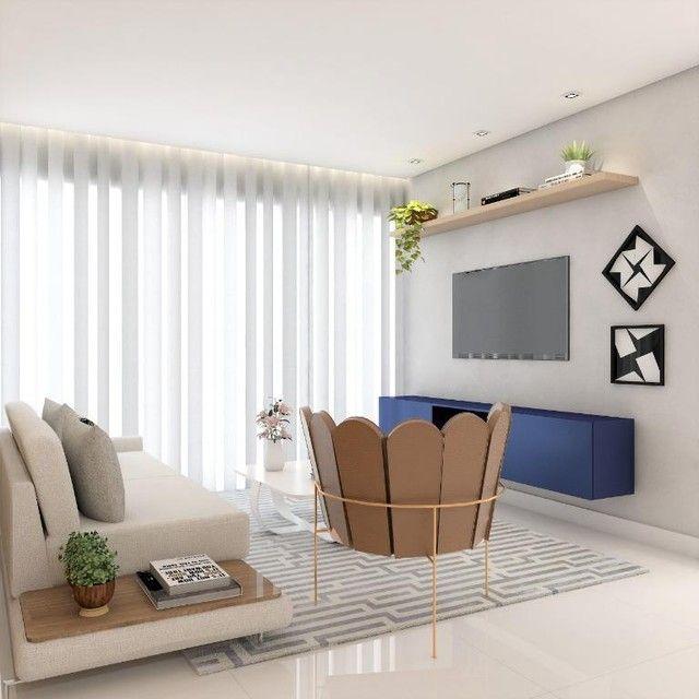 Apartamento à venda, 120 m² por R$ 703.800,00 - Pedra - Eusébio/CE - Foto 7