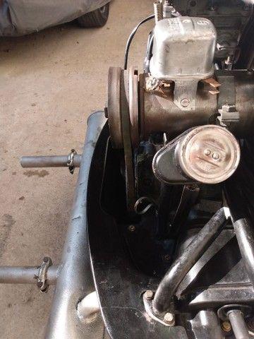 Motor 1200 Fusca Kombi split oval alemão - Foto 6