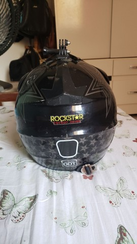 Capacete RockStars Downhill - Foto 3