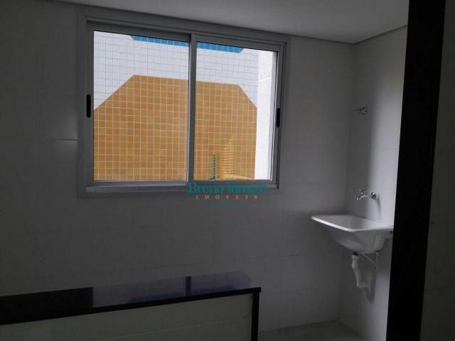 Apartamento com 3 dormitórios para alugar, 105 m² por R$ 1.750,00/mês - Doutor Laerte Laen - Foto 13