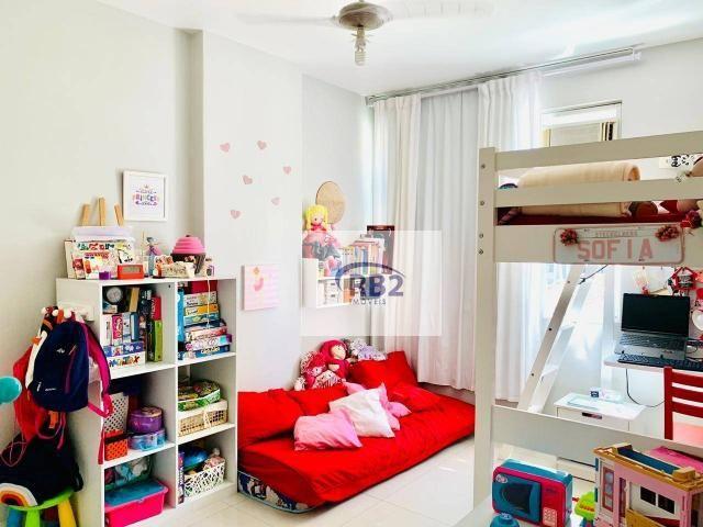 Excelente apartamento no miolo de Icaraí todo reformado - Foto 18