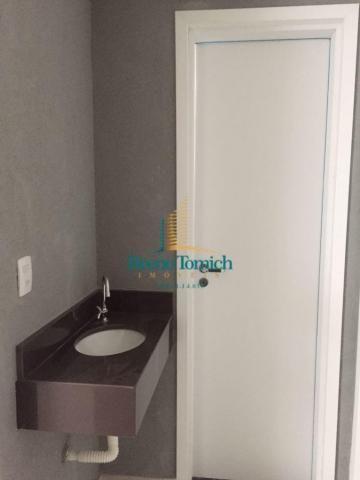 Apartamento com 3 dormitórios para alugar, 105 m² por R$ 1.750,00/mês - Doutor Laerte Laen - Foto 15