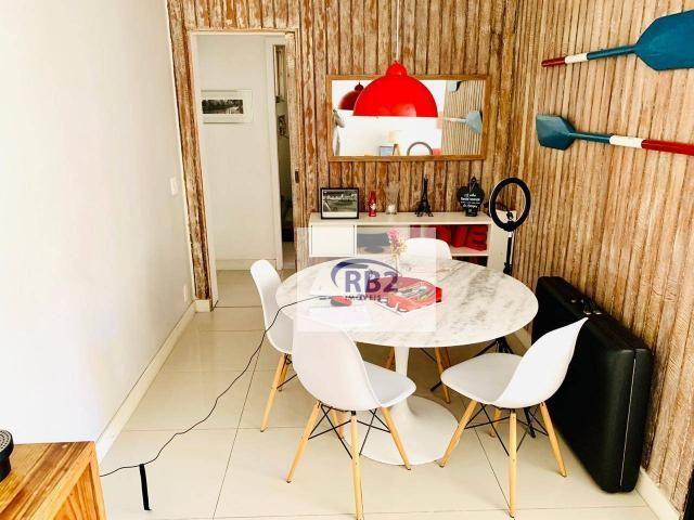 Excelente apartamento no miolo de Icaraí todo reformado - Foto 4
