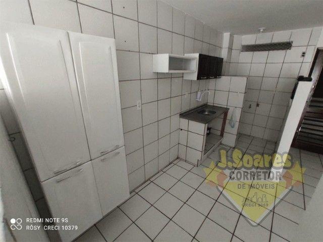 Aeroclube, 3 quartos, suíte, 70m², R$ 140 Mil C/Cond, Venda, Apartamento, João Pessoa - Foto 9