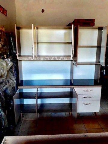 Armário de cozinha (1,80x2mts) Novo  - Foto 3