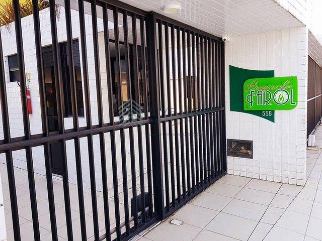 Apartamento para venda com 88 metros quadrados com 3 quartos em Farol - Maceió - AL