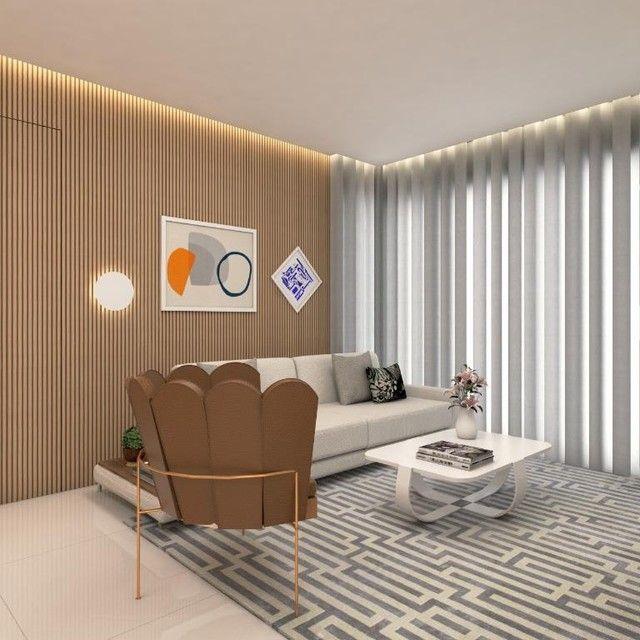 Apartamento à venda, 120 m² por R$ 703.800,00 - Pedra - Eusébio/CE - Foto 2