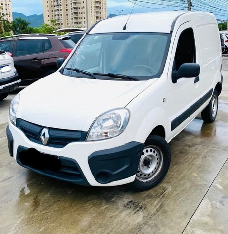Renault kongoo Express 2016 Pague No Carnê  - Foto 4