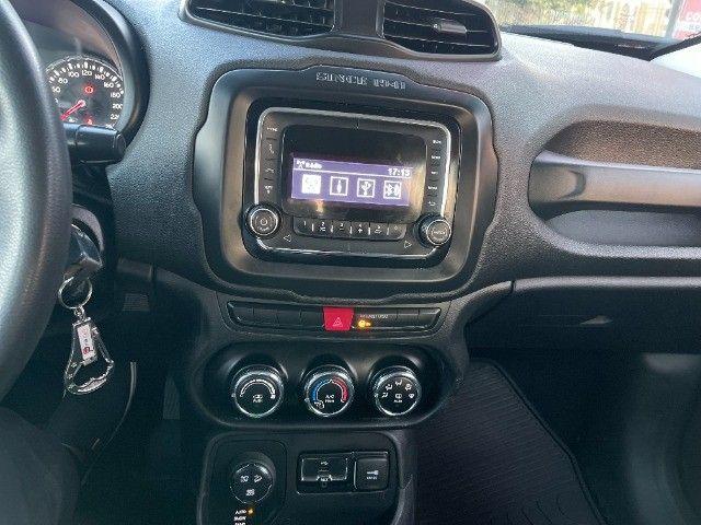 Fiat Renegade Custom Diesel 2.0 Aut. 2018 com apenas 62.451km! Completo + 4x4 - Foto 10