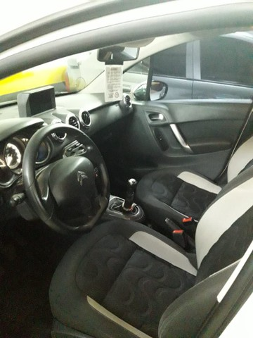 Citroën C3 1.5 Flex. Manual 05 Marchas Tendance 2014. Multimídia BVA e GPS integrado