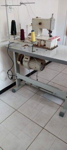 Máquina de costura Galoneira Bracob usada - Foto 3