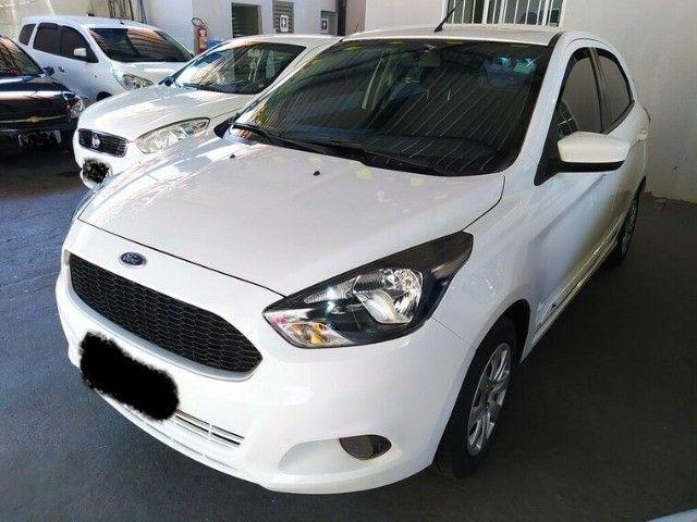 Ford KA 1.0 SE 12V Branco 2015