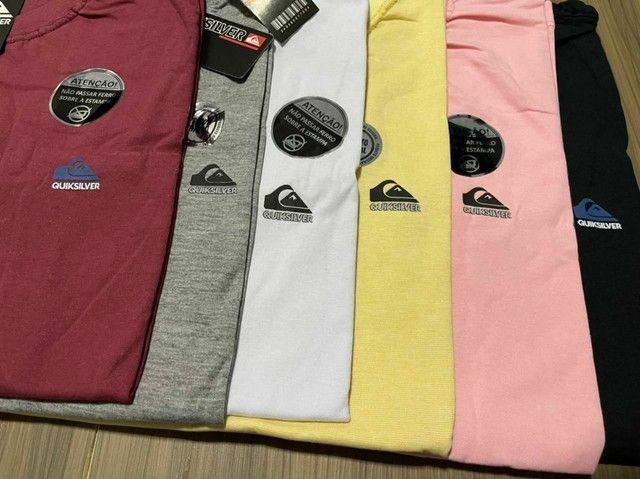 Camisa Masculino Quiksilver  - Foto 3