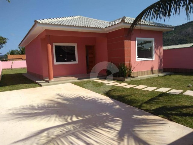 Casa com 3 dormitórios à venda, 100 m² por R$ 445.000,00 - Itaipuaçu - Maricá/RJ