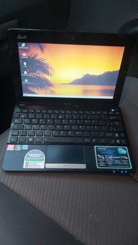 Netbook ASUS funcionando  - Foto 4