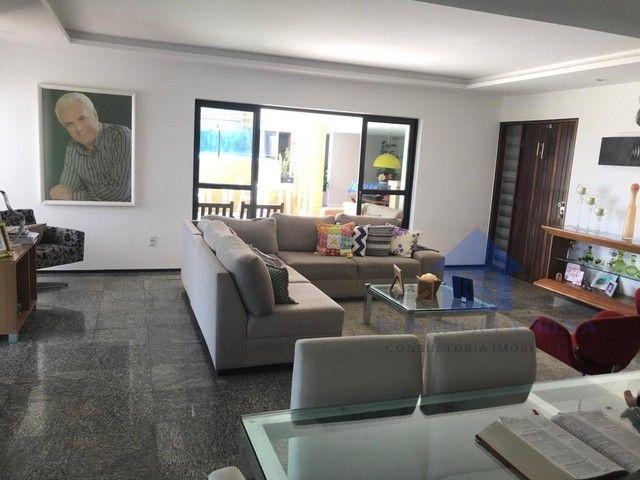 Apartamento para Venda em Maceió, Ponta Verde, 3 dormitórios, 3 suítes, 4 banheiros, 3 vag - Foto 3