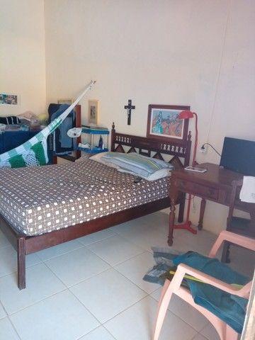 Pequeno hostel na praia