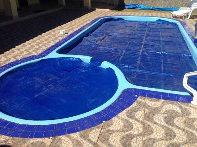 piscina de fibra zeus spa leds cascata