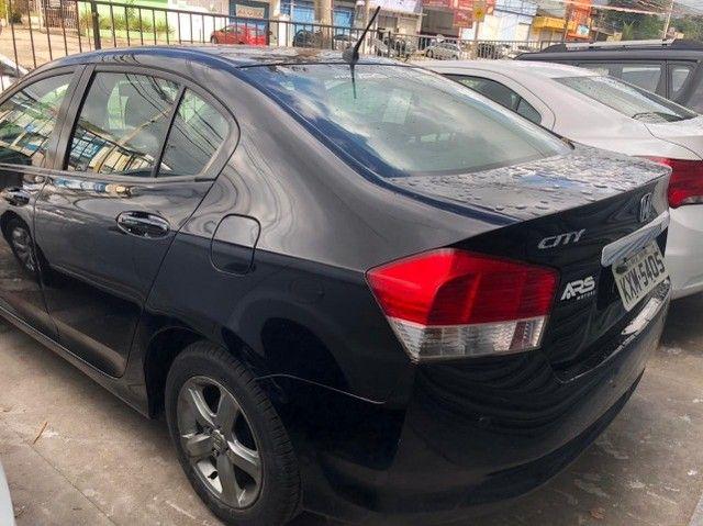 Honda City 2012 Completo + GNV Entr.48x 877,00 - Foto 2