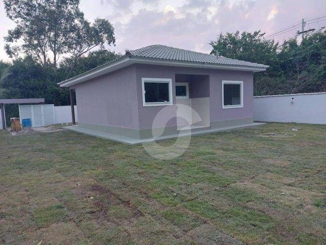 Casa com 3 dormitórios à venda, 82 m² por R$ 350.000,00 - Itaipuaçu - Maricá/RJ - Foto 9