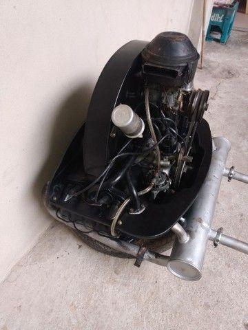 Motor 1200 Fusca Kombi split oval alemão - Foto 5