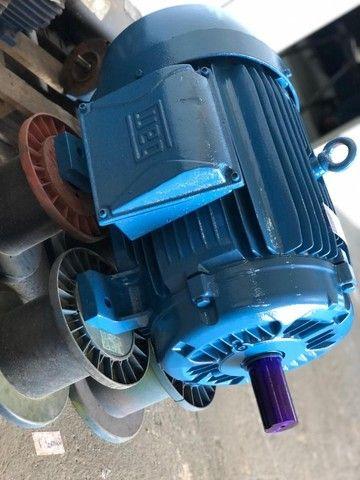Motor eletrico trifasico 40cv 1750rpm - Foto 2