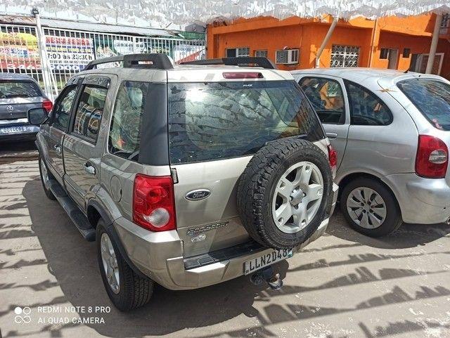 EcoSport FSL 1.6 Completo (2011) GNV - Foto 4