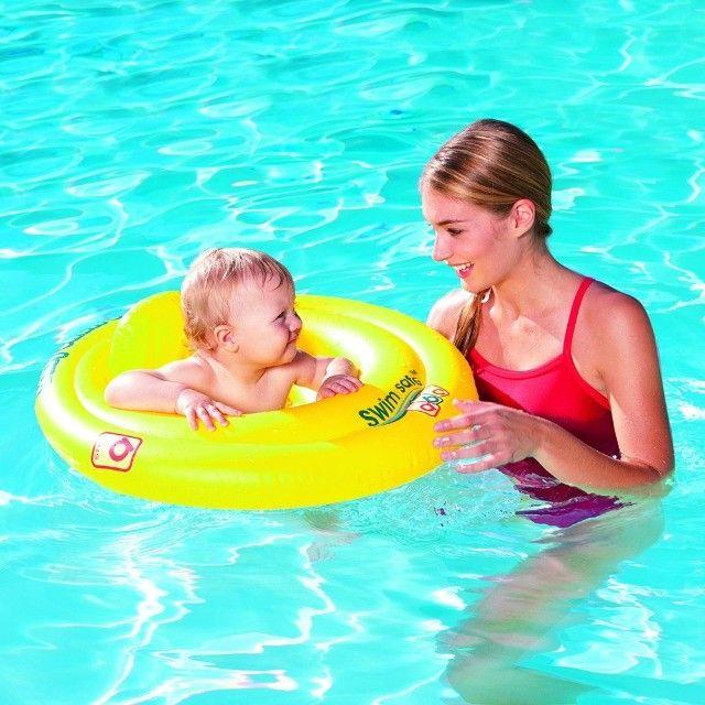 Boia Infantil Circular Tartaruga e Boia  Circular Swim safe abc - Foto 5