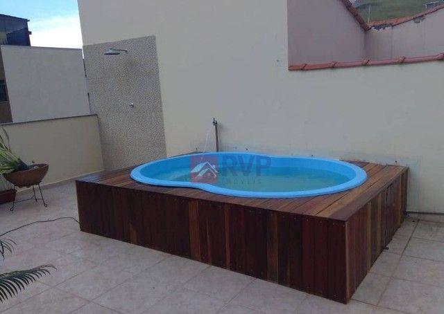 Cobertura com 2 dormitórios à venda, 100 m² por R$ 299.000,00 - Recanto da Mata - Juiz de  - Foto 11