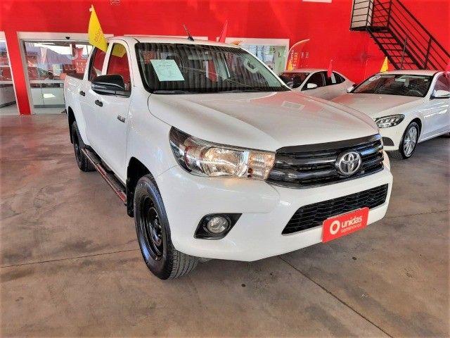 Toyota Hilux STD Power Pack 4x4 2.8 Diesel  - Foto 2