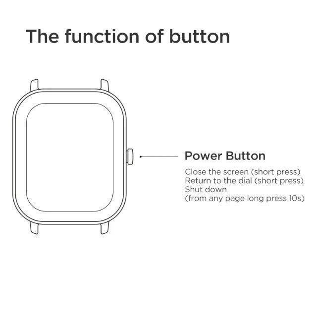 Relógio Smartwatch Xiaomi Amazfit Gts A1914 Lava Gray - Foto 4