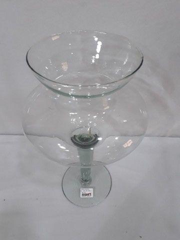 Taça Vidro Decorativo