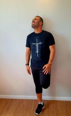"Camisetas Evangélicas ""JESUS"" - Foto 2"