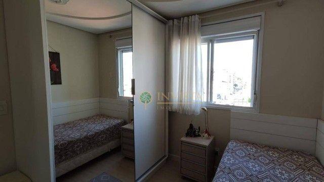 3 dormitórios e vista Parcial Mar - Estreito - Florianópolis/SC - Foto 17
