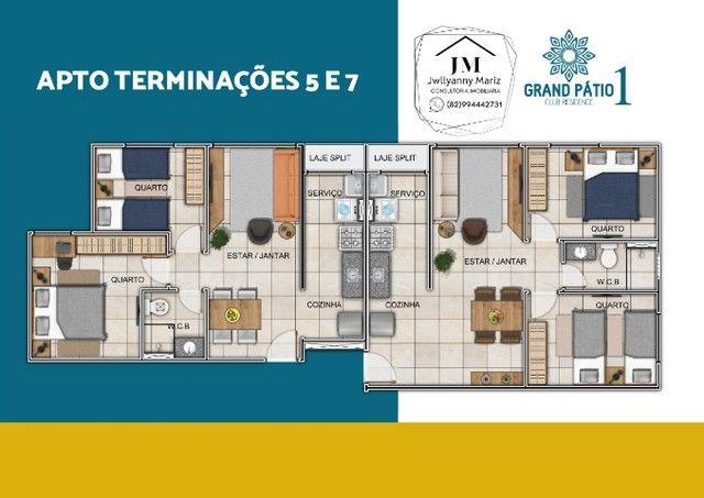 Apartamento 2 quartos Grand Pátio 1 - Foto 5