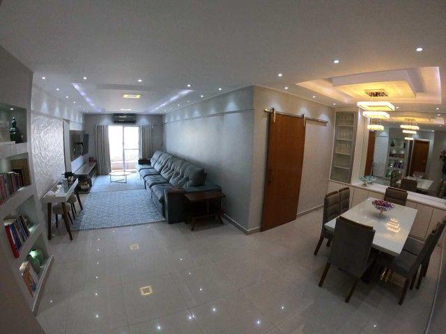 Apartamento à venda com 3 dormitórios em Aviação, Praia grande cod:6154 - Foto 6