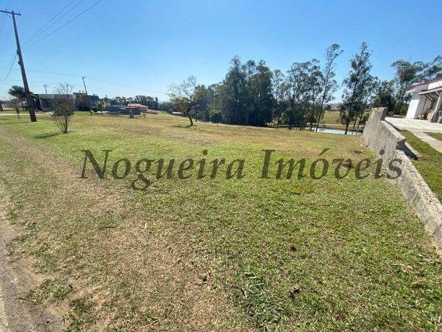 Terreno com 450 m² no asfalto, Ninho verde 1 (Nogueira Imóveis) - Foto 4