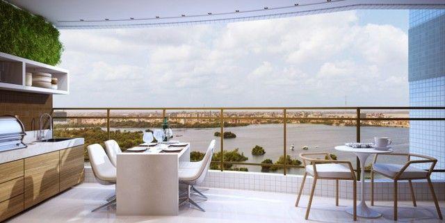 Apartamento na Península da Ponta D'areia, Edifício Solarium com vista mar/lagoa! - Foto 10