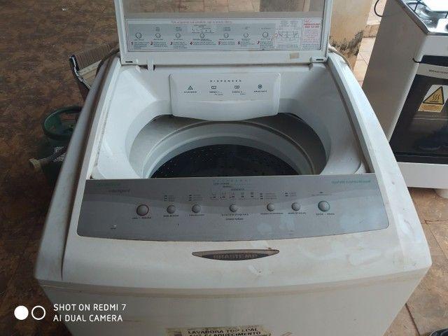 Máquina de lavar roupa Brastemp 5kg - Foto 3