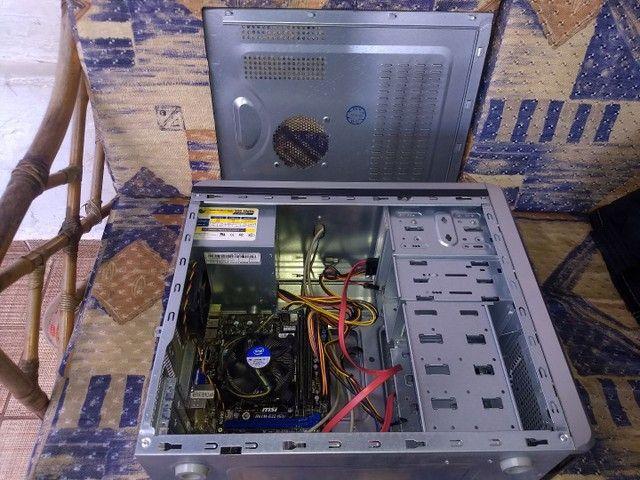 cpu msi intel i5 3570 4gb ddr3  hdmi - Foto 4