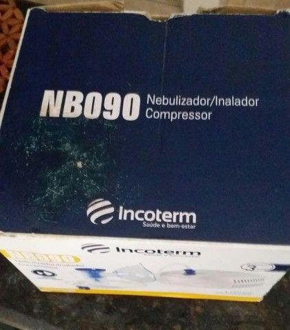 Nebulizador, Inalador e compressor.  - Foto 3
