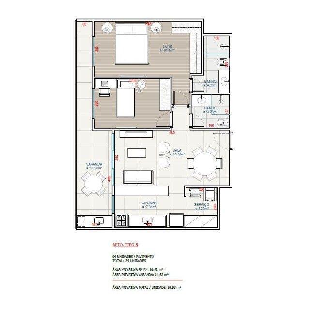 Apartamento novo com 2 quartos em São Pedro da Aldeia - Foto 13