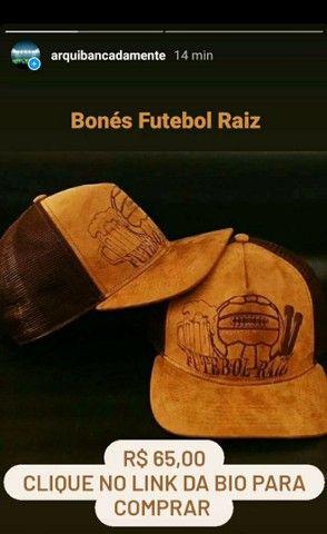 Boné Futebol Raiz  - Foto 2